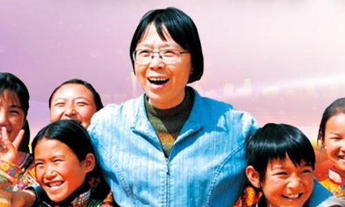 """张桂梅:11年守一份初心、136个孩子的""""妈妈""""梅"""